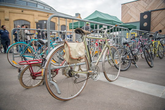 Bicycle Art and Film Festival at Rotondes