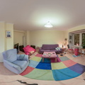 Living room test panorama