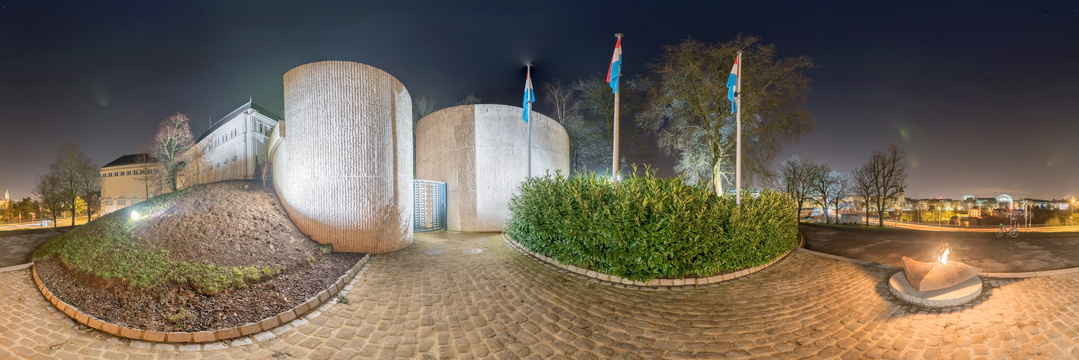 Monument National de la Solidarité Luxembourgeoise