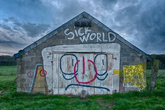 Sick world (barnart)