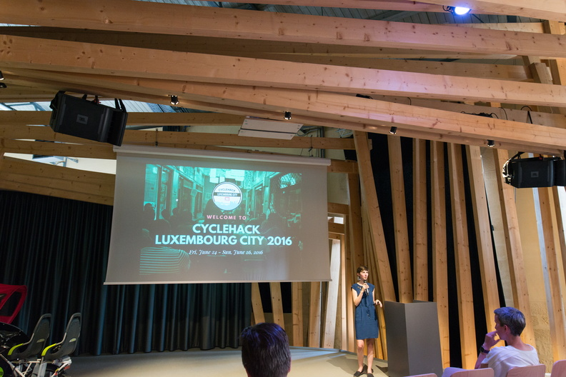 Welcome to Cyclehack Luxembourg City 2016