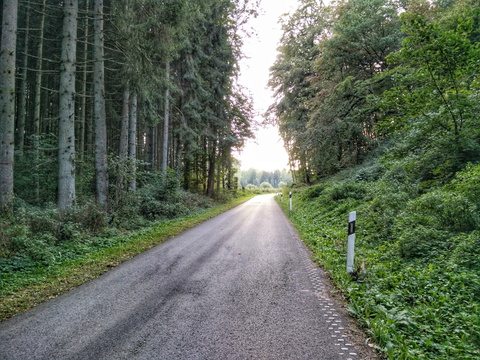 Shortcut between Koerich and Hobscheid
