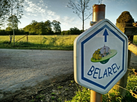 Exploring Belarel cycling route after work