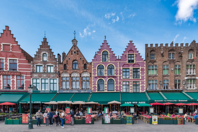 Brugge city centre