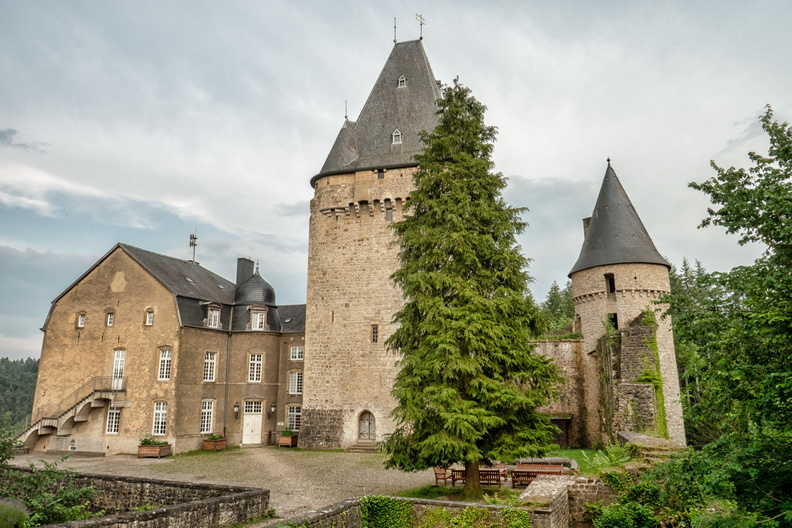 Holenfels castle
