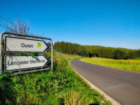 Sign to Ouren