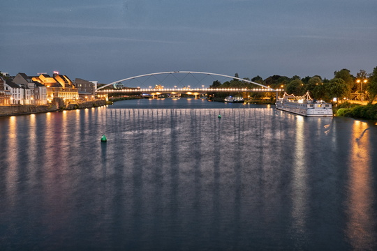 Maas bridge
