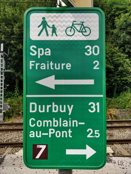 Cycling directions