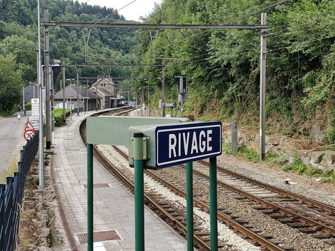 Rivage train station