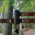 Hiking directions on Mullerthal Trail