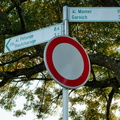 Cycling directions in Hivange