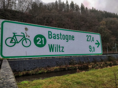 PC 20 - Piste cyclable de la Wiltz