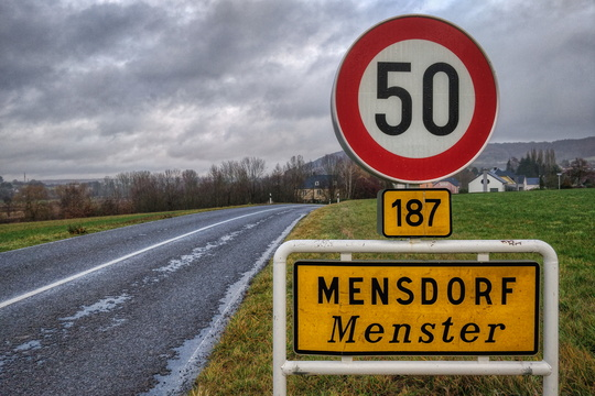 Welcome to Mensdorf
