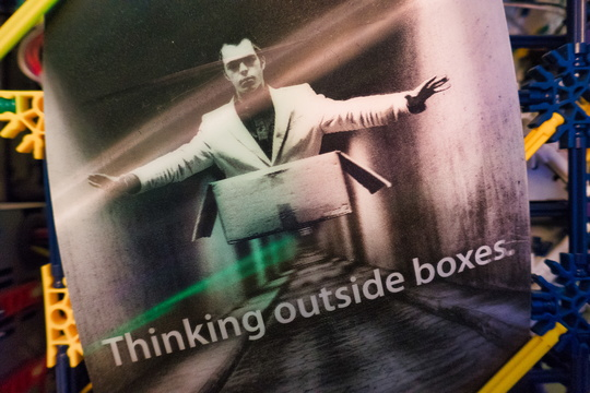 Thinking outside boxes