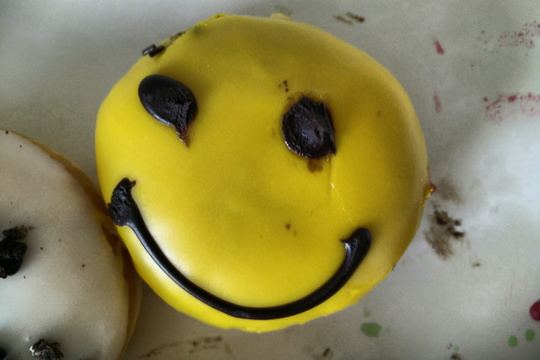 Happy Donut