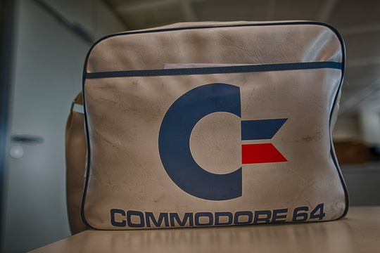 Commodore 64 bag