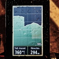 A sudden storm's effect on the altimeter