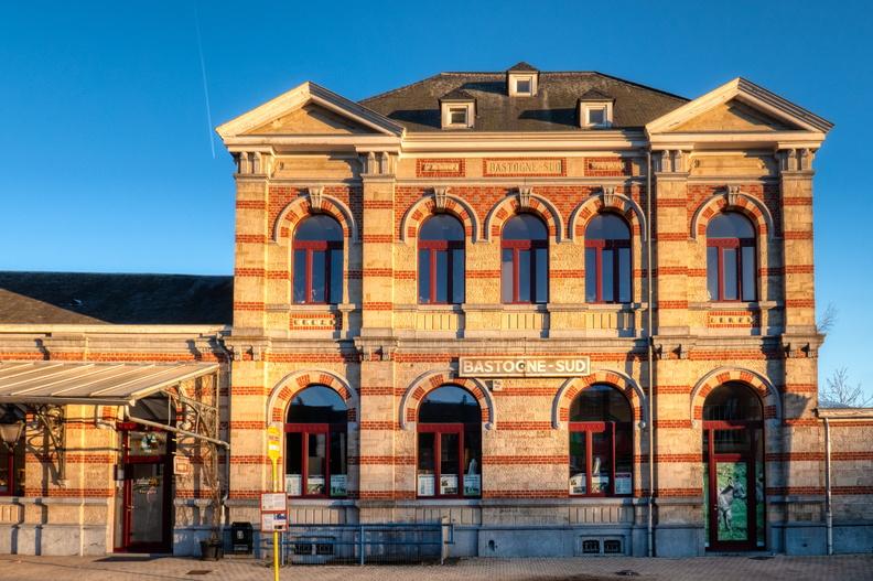 Bastogne-Sud station