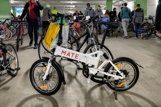 The Mate (e)bike
