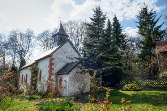 Chapel in Kersch