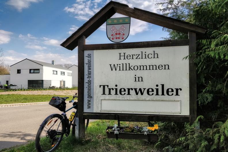 A warm welcome to Trierweiler