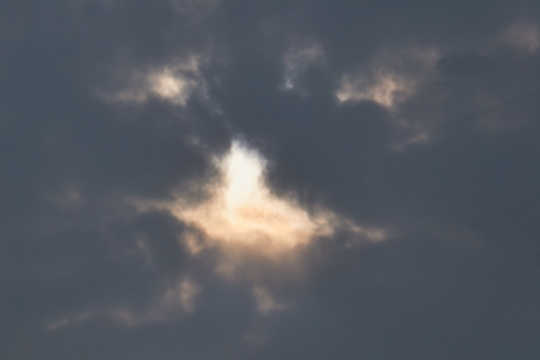 Face in the sky