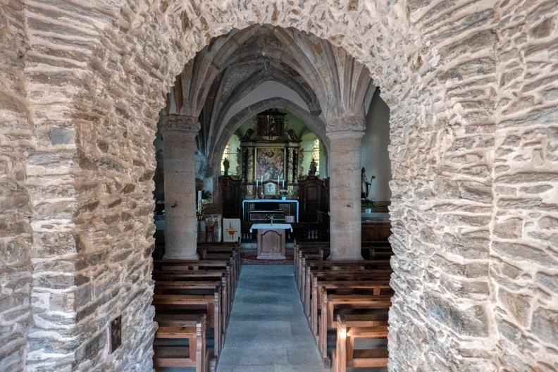 Rindschleiden church