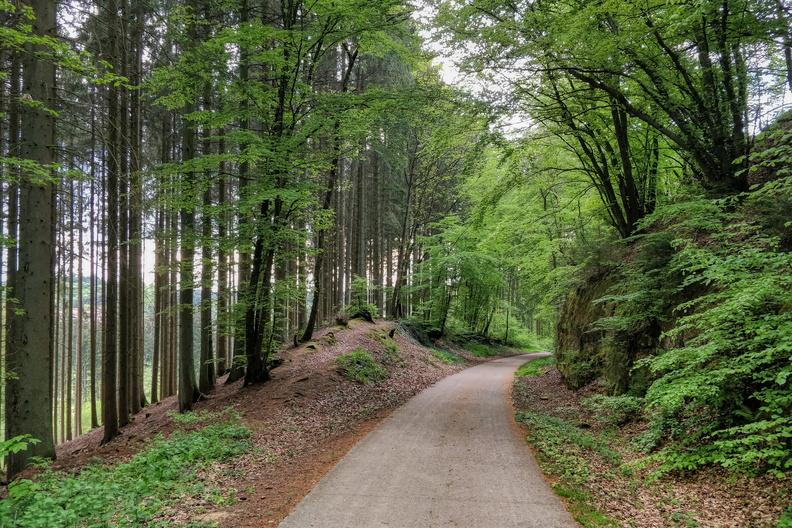 Traditional photo stop near Eischen