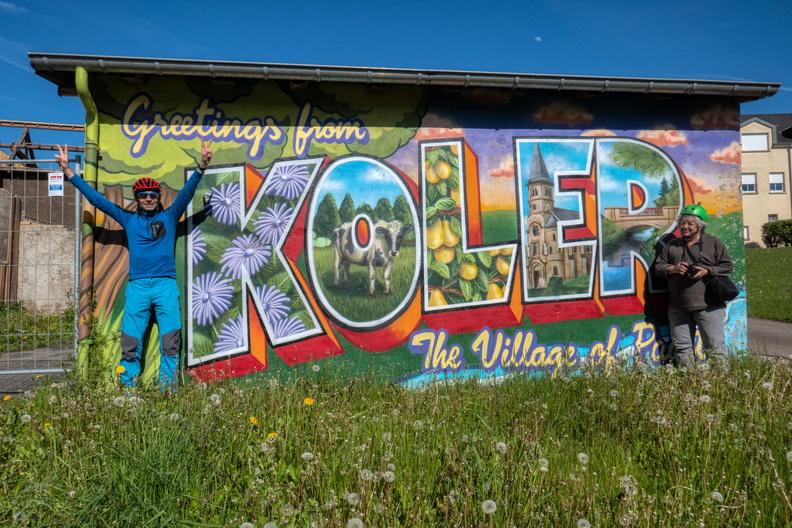Greetings from Koler