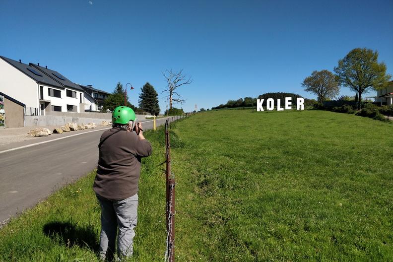 Shooting Koler