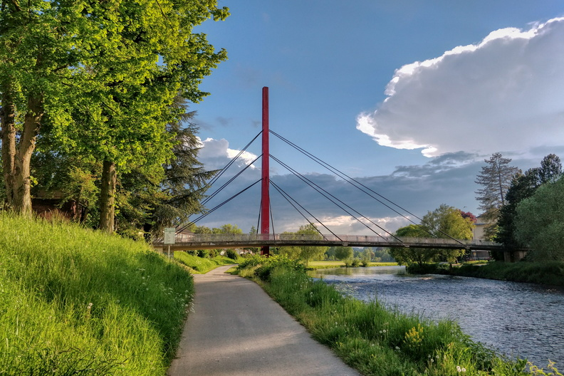 Diekirch bridge
