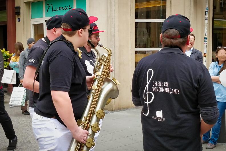 Concert in town