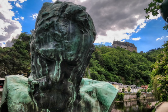 Victor Hugo in Vianden