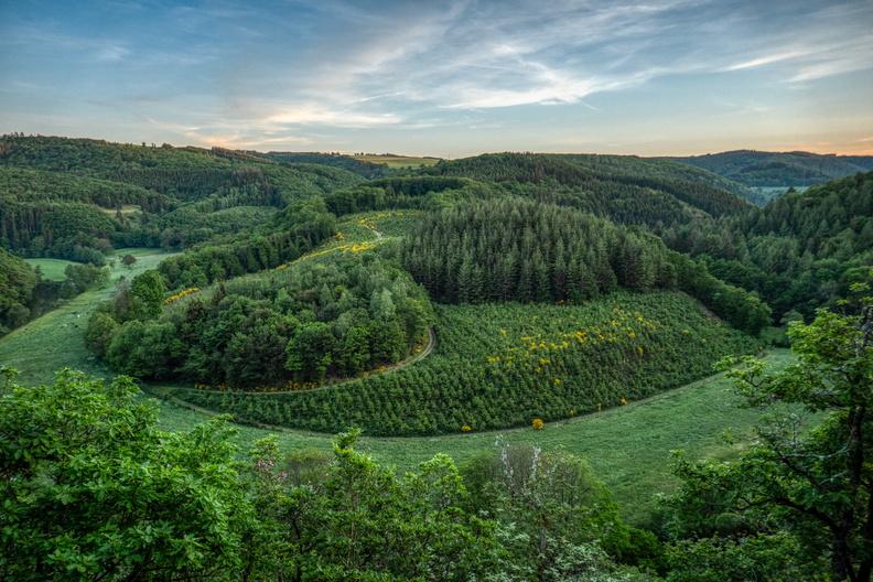 Sauertal near Goesdorf