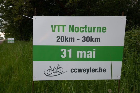 Cycling Club Weiler event banner