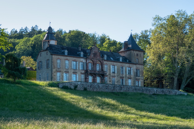 Birtrange castle