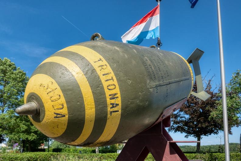Consdorf bomb