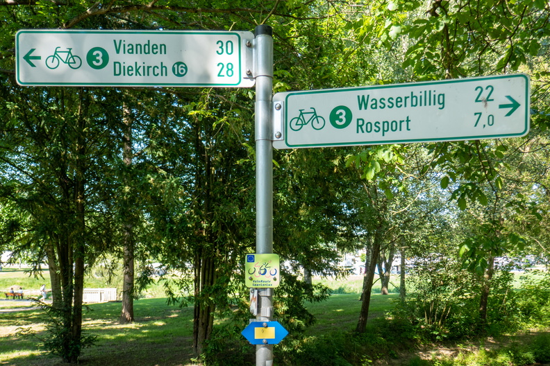 Directions in Echternach