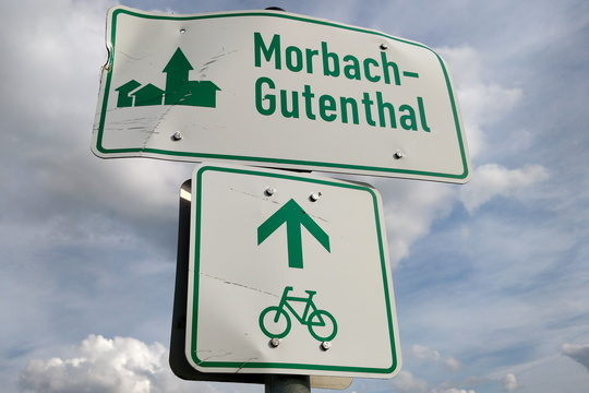 Gutenthal sign