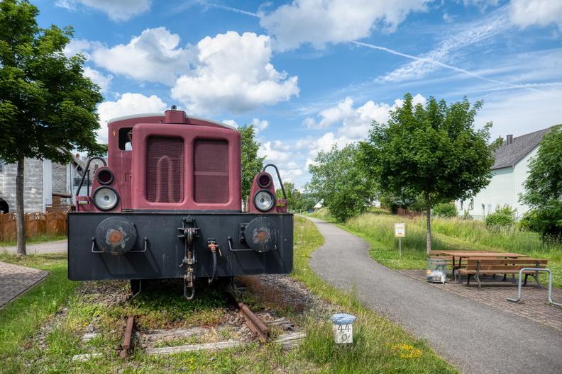 Train in Reinsfeld