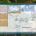 MTB Park map in St. Vith