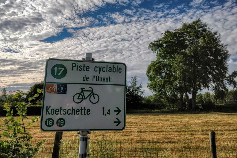 PC 17 near Koetschette