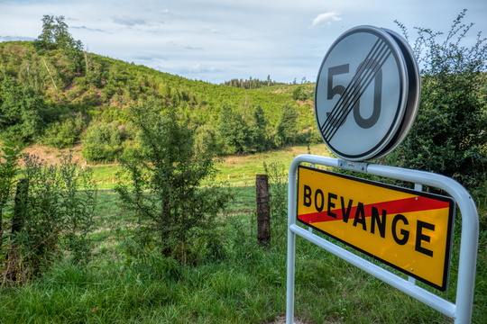 Boevange: the coldest village in Luxembourg?