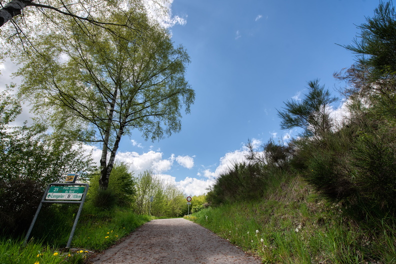 Vennbahn and sentier des passeurs