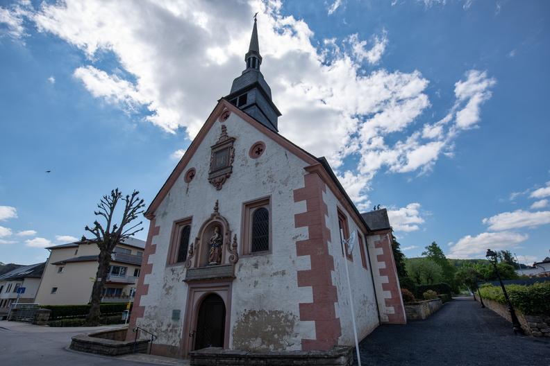 Chapelle Notre Dame, Echternach
