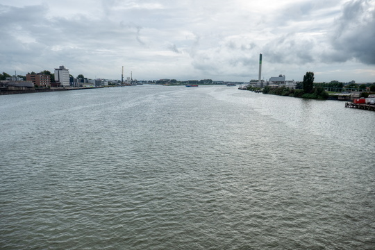 Oude Maas or Rhine? Yes!
