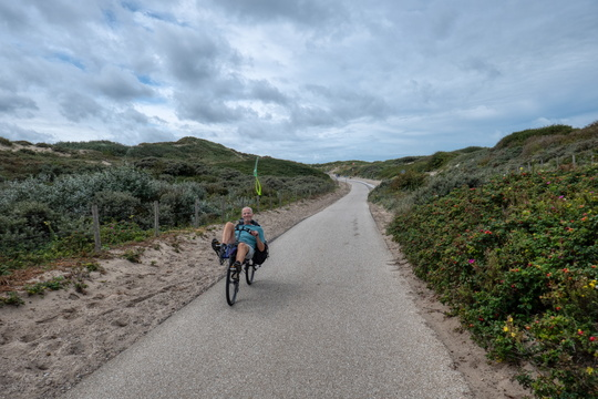 North Sea cycling route