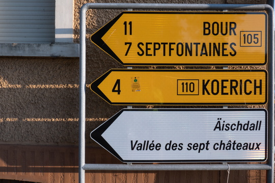 7 km to Septfontaines