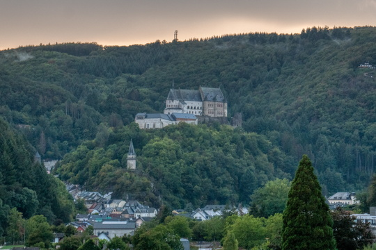 The town of Vianden