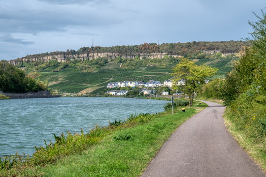 Moselle loop near Wincheringen